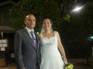 La boda de Samuel y Elena 1