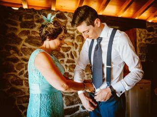 La boda de Antía y Rubén 2