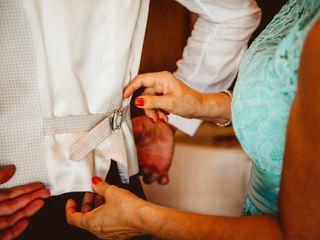 La boda de Antía y Rubén 3