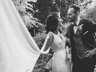 La boda de Elena y Javier