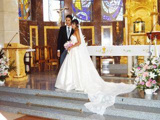 La boda de Yasmina y Alberto
