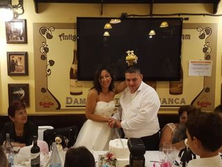 La boda de Pily y Juan