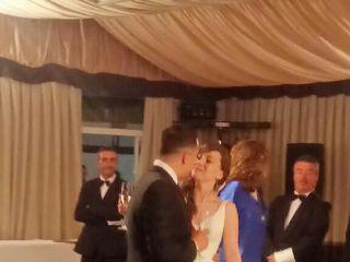 La boda de Erika  y Raúl 1