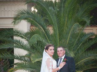 La boda de María Isabel y Eugenio 1