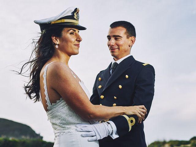 La boda de Julia y Andres