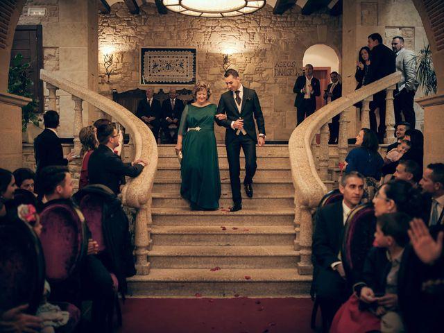 La boda de Carlos y Lorena en La Alberca, Salamanca 24