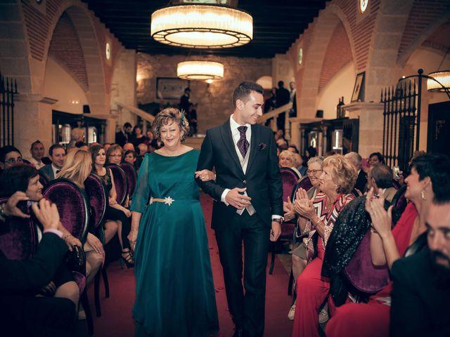 La boda de Carlos y Lorena en La Alberca, Salamanca 25