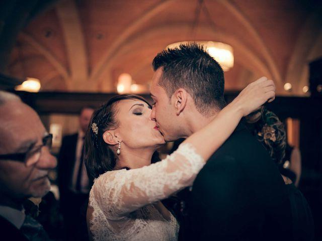 La boda de Carlos y Lorena en La Alberca, Salamanca 28
