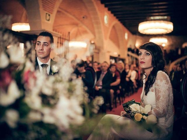 La boda de Carlos y Lorena en La Alberca, Salamanca 30