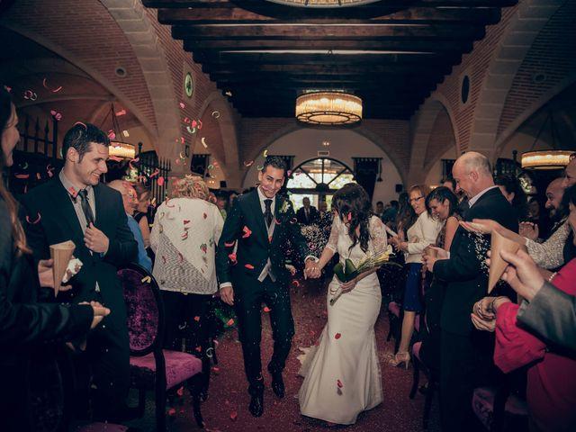 La boda de Carlos y Lorena en La Alberca, Salamanca 40