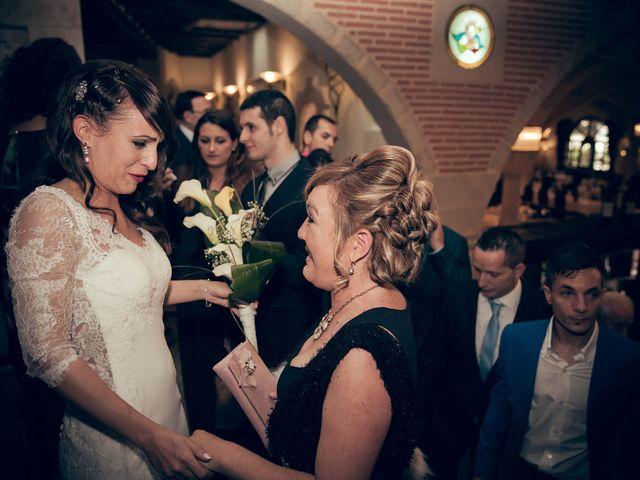 La boda de Carlos y Lorena en La Alberca, Salamanca 43