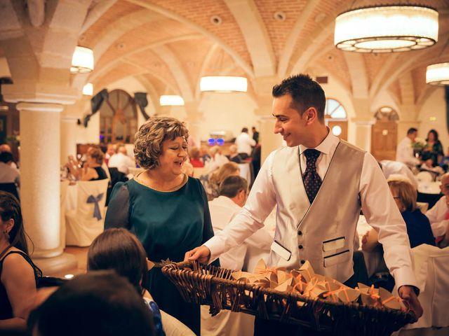 La boda de Carlos y Lorena en La Alberca, Salamanca 81