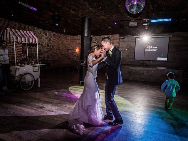 La boda de Carlos y Lorena en La Alberca, Salamanca 83