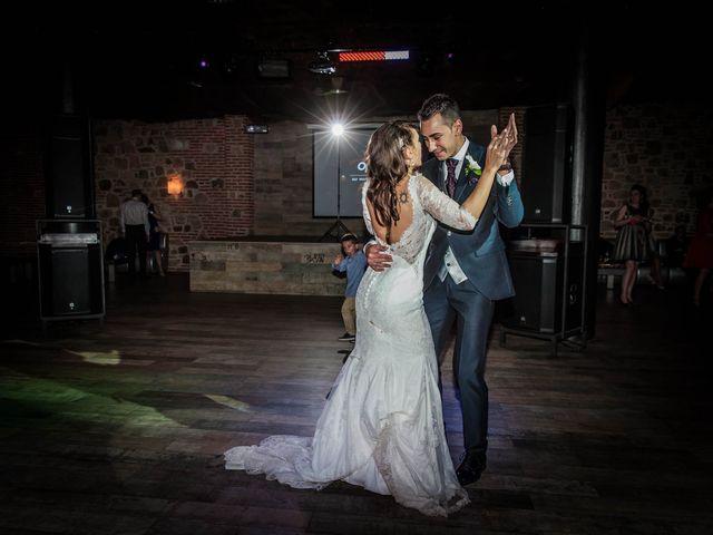 La boda de Carlos y Lorena en La Alberca, Salamanca 85