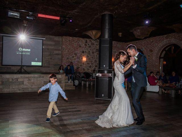 La boda de Carlos y Lorena en La Alberca, Salamanca 86