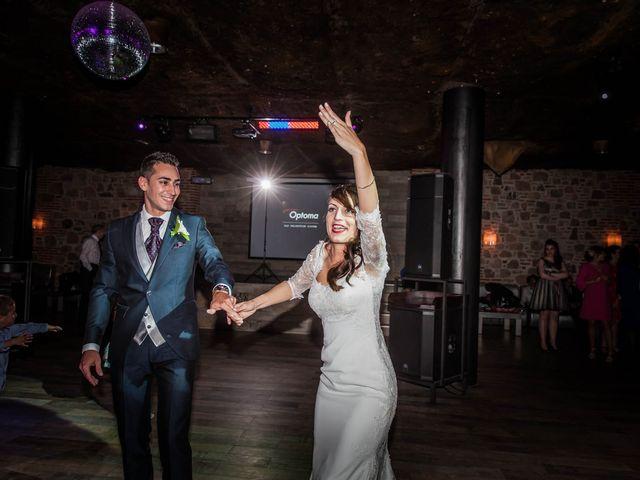 La boda de Carlos y Lorena en La Alberca, Salamanca 87