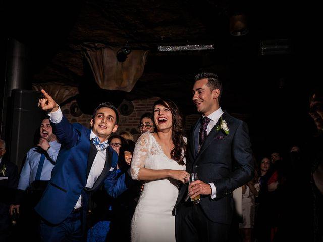 La boda de Carlos y Lorena en La Alberca, Salamanca 91