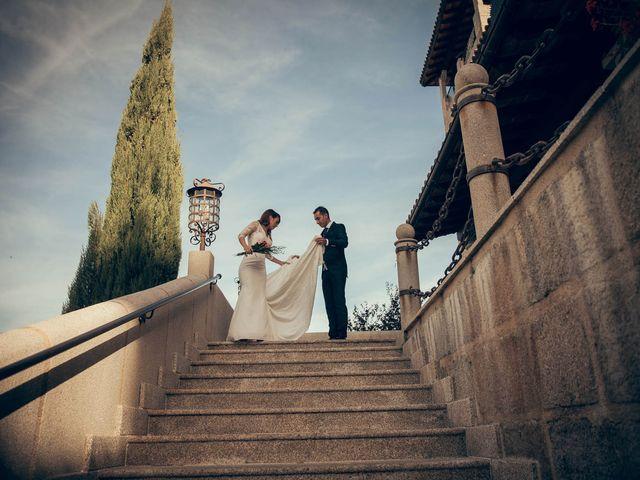 La boda de Carlos y Lorena en La Alberca, Salamanca 97