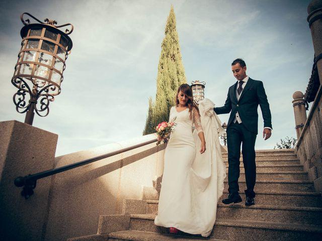 La boda de Carlos y Lorena en La Alberca, Salamanca 98