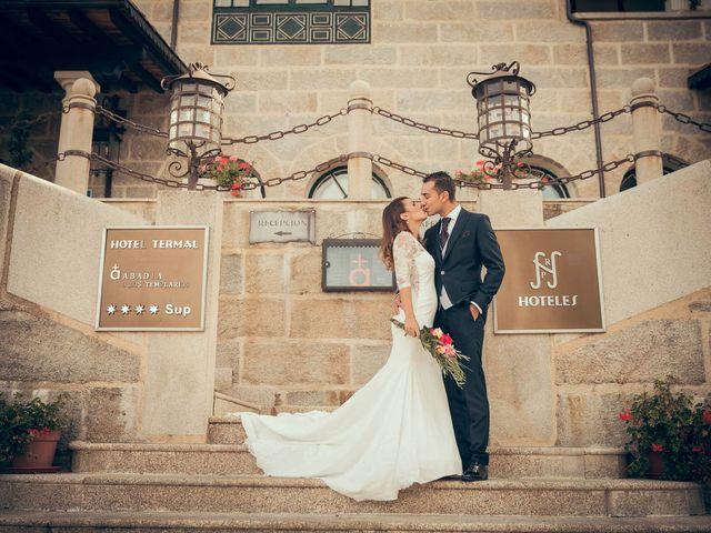 La boda de Carlos y Lorena en La Alberca, Salamanca 99
