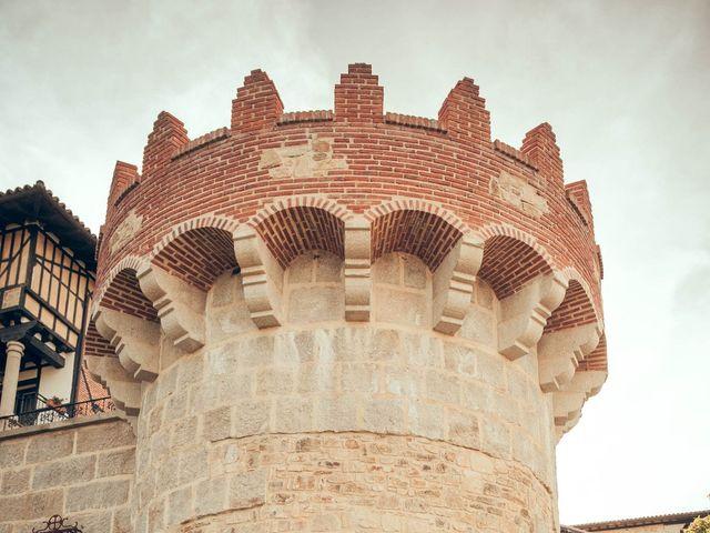 La boda de Carlos y Lorena en La Alberca, Salamanca 101