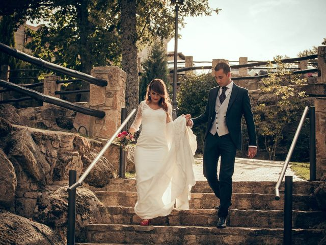 La boda de Carlos y Lorena en La Alberca, Salamanca 109