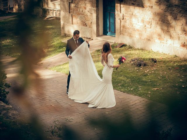 La boda de Carlos y Lorena en La Alberca, Salamanca 110
