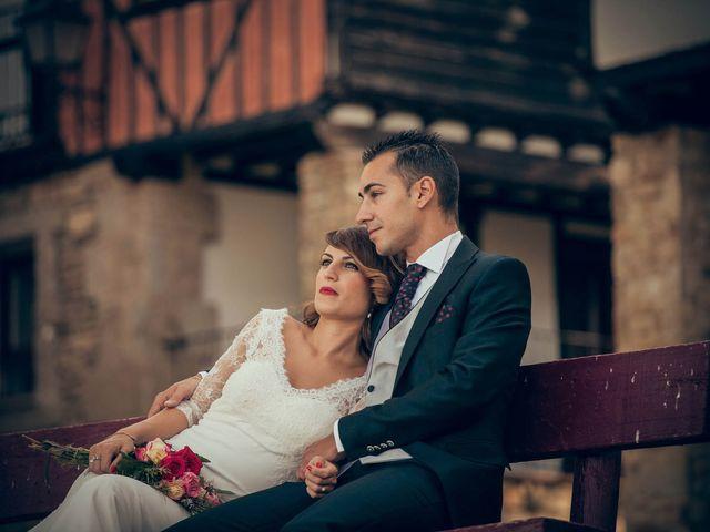 La boda de Carlos y Lorena en La Alberca, Salamanca 1