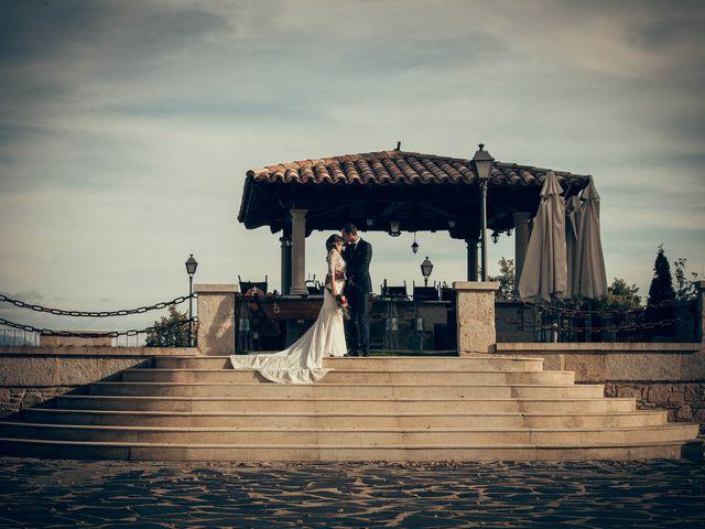 La boda de Carlos y Lorena en La Alberca, Salamanca 126