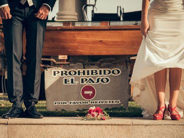 La boda de Carlos y Lorena en La Alberca, Salamanca 139