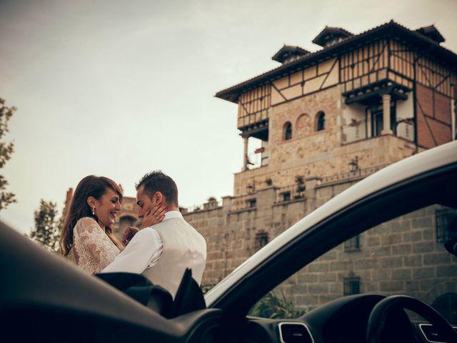 La boda de Carlos y Lorena en La Alberca, Salamanca 140