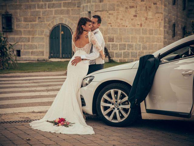La boda de Carlos y Lorena en La Alberca, Salamanca 141