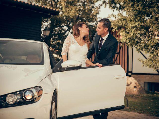 La boda de Carlos y Lorena en La Alberca, Salamanca 142