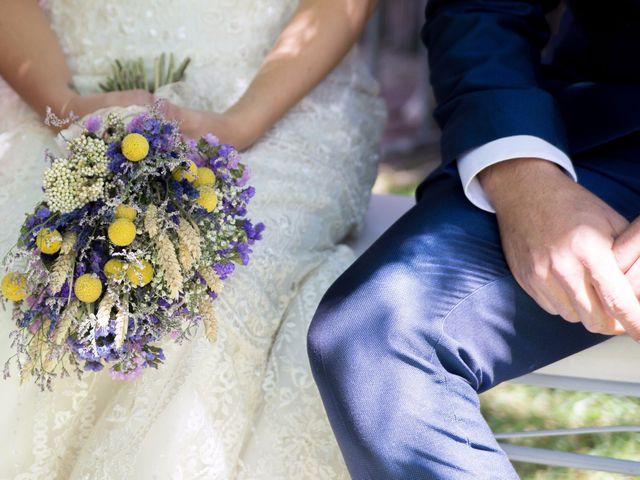 La boda de David y Vanesa en Simancas, Valladolid 10
