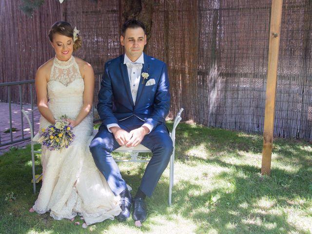 La boda de David y Vanesa en Simancas, Valladolid 12