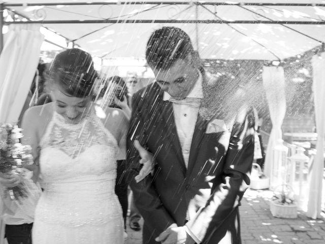 La boda de David y Vanesa en Simancas, Valladolid 16