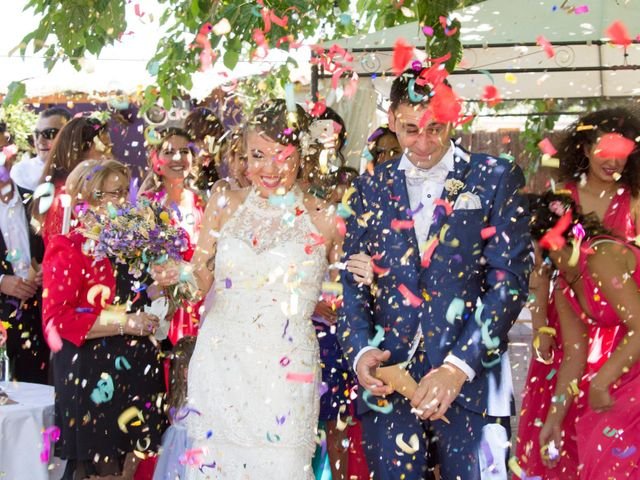 La boda de David y Vanesa en Simancas, Valladolid 17