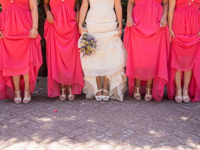 La boda de David y Vanesa en Simancas, Valladolid 18