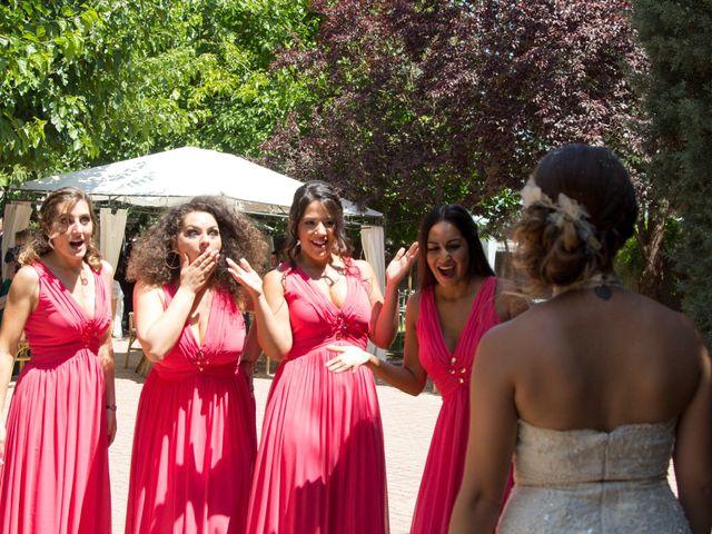 La boda de David y Vanesa en Simancas, Valladolid 21