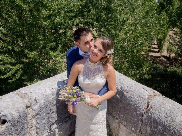 La boda de David y Vanesa en Simancas, Valladolid 25