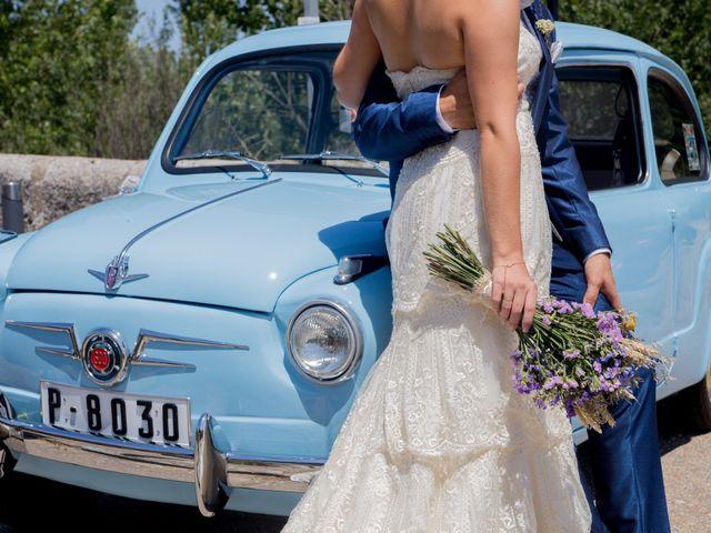 La boda de David y Vanesa en Simancas, Valladolid 28