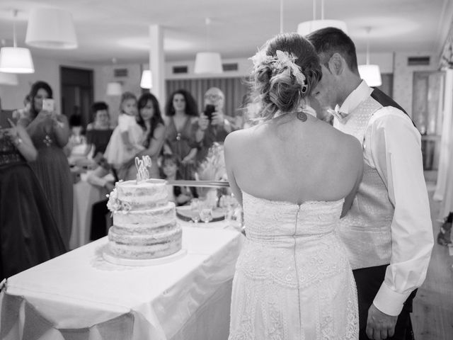 La boda de David y Vanesa en Simancas, Valladolid 36