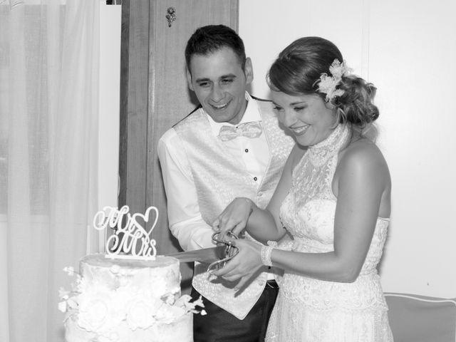 La boda de David y Vanesa en Simancas, Valladolid 37