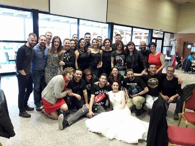 La boda de David y Maria Luz en Jumilla, Murcia 4