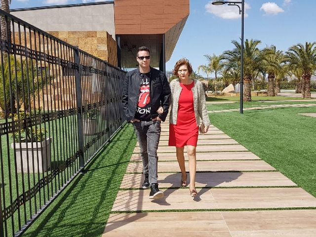 La boda de David y Maria Luz en Jumilla, Murcia 1