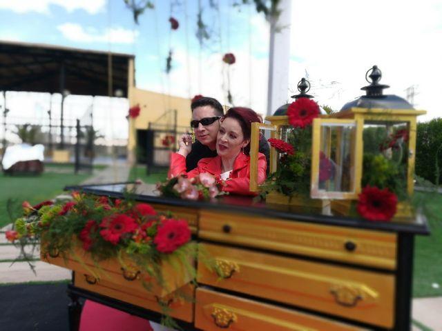La boda de David y Maria Luz en Jumilla, Murcia 6
