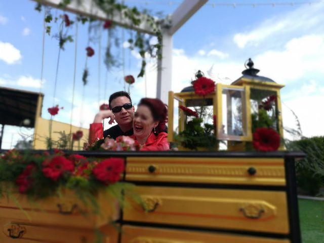 La boda de David y Maria Luz en Jumilla, Murcia 8