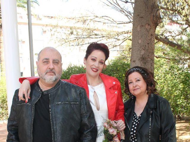 La boda de David y Maria Luz en Jumilla, Murcia 10