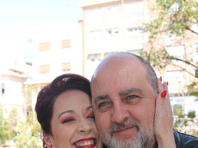 La boda de David y Maria Luz en Jumilla, Murcia 11