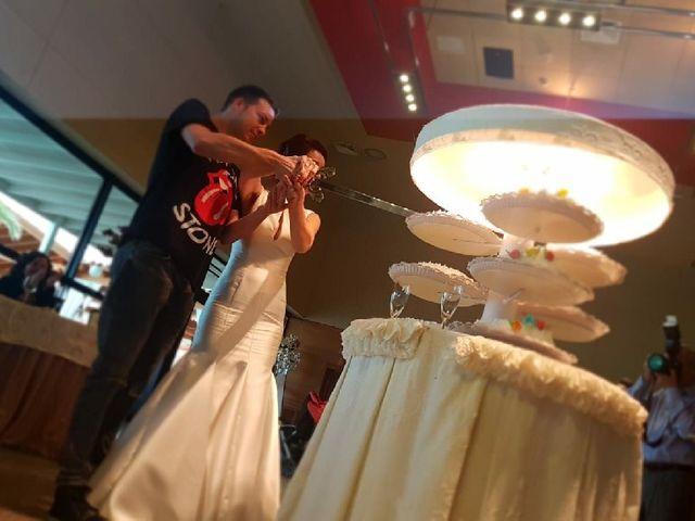 La boda de David y Maria Luz en Jumilla, Murcia 21